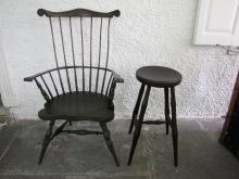 Phila Windsor Chair Shop http://www.jimrendi.com