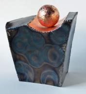 Karen Delaney-Steel Sculpture http://www.karendelaneystudio.com