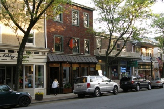 Downtown Kennett Square
